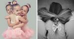 Жизнь близнецов и тройняшек. Фото