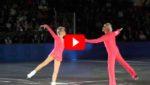 Они — муж и жена и олимпийские чемпионы. Ему 83, ей — 79, и они снова вышли на лед.