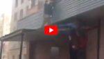 Этого не покажут по телевизору! Кавказцы в Москве спасли ребенка из горящей квартиры.