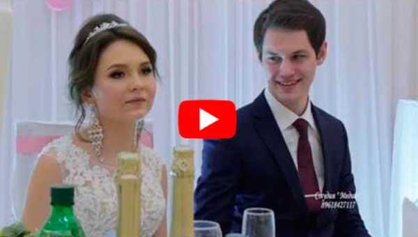 Гость спел на свадьбе. Ведущий был в шоке!!!