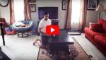 Женщина установила в доме видеокамеру чтобы посмотреть, что делает муж в ее отсутствие. И ее ждал большой сюрприз!