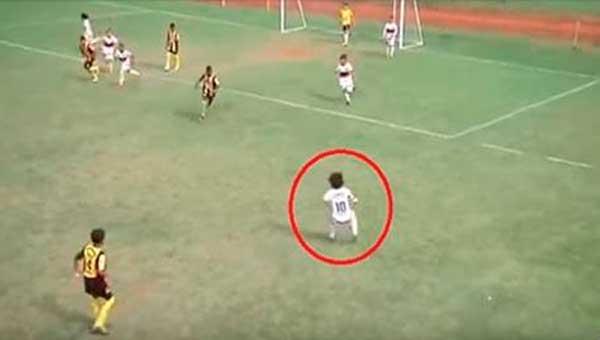 Этому футболисту всего 12 лет — Но он уже стоит 25 миллионов долларов