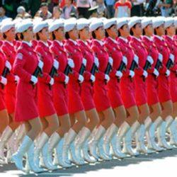 Поразительная красота!!! Парад и подготовка к параду.