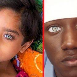 10 людей, чьи глаза являются самыми красивыми глазами всего мира...