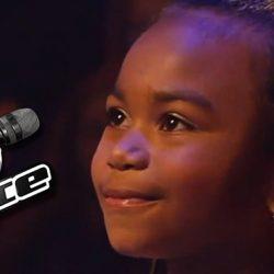 Ей всего шесть лет, но эта маленькая принцесса покорила судей своим выступлением. Они падали на колени...