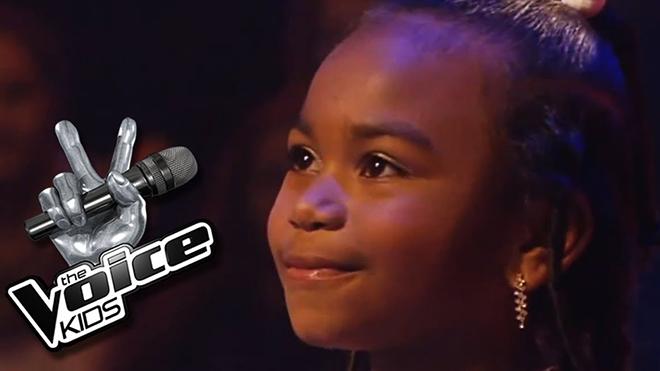 Ей всего шесть лет, но эта маленькая принцесса покорила судей своим выступлением. Они падали на колени…