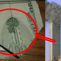 Эти скрытые символы на долларах являются пророческими. Всё было не просто так...