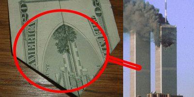 Эти скрытые символы на долларах являются пророческими. Всё было не просто так…