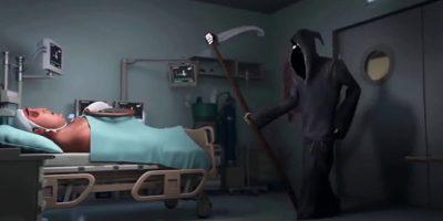«Невезучая смерть Джи». Этот улётный и смешной мульт собрал уже свыше 11 млн. просмотров…