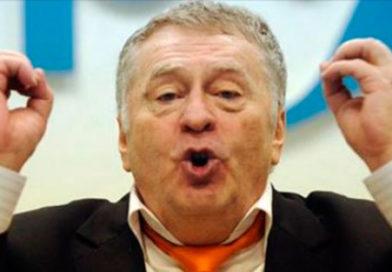 """Жириновский: """"Я не могу обращаться за голосами к лесбиянкам и пи……ам. Не могу!"""""""
