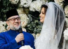 «Мисс Москва» показала сына от короля Малайзии